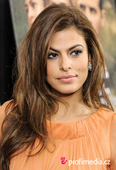 Get The Look Eva Mendes Easyhairstyler